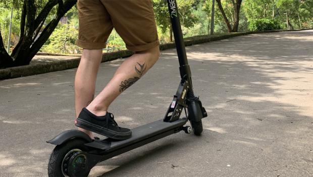 Comprando seu próprio patinete elétrico, você tem liberdade para ir aonde precisa, com economia e sem o compromisso de devolvê-lo. FOTO: 2Mobility
